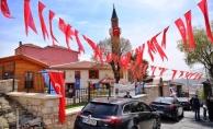 Hacı Hüsrev Cami ibadete açıldı