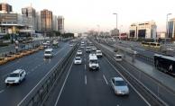 İstanbul'da trafik nasıl?