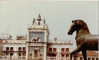 bİstanbul#039;dan Venedik San Marco Kilisesine giden Quadriganın Atları/b