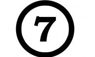 7'nin sırrı ne?