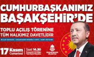 bBaşakşehir Millet Bahçesi açılıyor/b