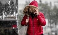 İstanbul'un batı ilçelerinde kar yağışı etkili oluyor!