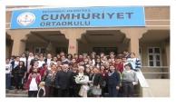 Beşiktaş Cumhuriyet Ortaokulu, Nerede