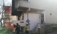bBüyükçekmece#039;de doğalgaz patlaması 1 ölü/b