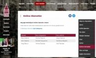 Beyoğlu Belediyesi Online İşlemler Listesi