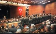 Mustafa Kemal Atatürk'ün Kara Harp Okulu'na girişi
