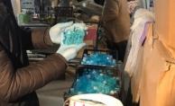 Bağcılar ve Sultangazi'de sahte dezenfektan operasyonu