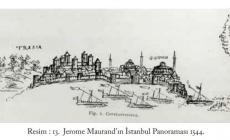Yüzyıllar Boyu İstanbul Panaromaları