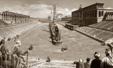 İstanbul'dan Venedik San Marco Kilisesi'ne giden Quadriga'nın Atları