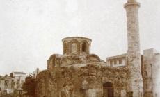 İstanbul Myrelaion Manastır Kilisesi (Bodrum Cami)
