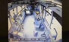 Beyazıt otobüs kazasından yeni görüntü