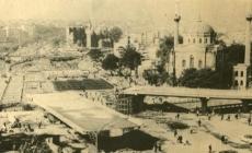 İstanbul'daki Bizans Formu Öküz Meydanı/Forum Bovis (Aksaray Meydanı)