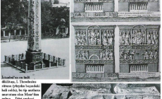 Karnak Tapınağından Konstantinopolis'e Theodosius Dikilitaşı
