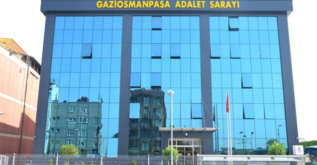 istanbul gaziosmanpasa adliyesi telefon