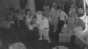 Zeytinburnu'nda içkili restoranda silahlı kavga