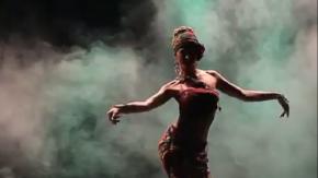 Müthiş göbek dansı