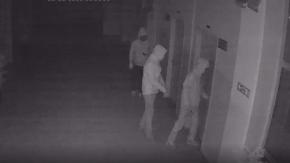 Sultangazi'de hırsızlık anı videosu