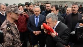 İstanbul PÖH Afrin'de