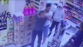 Sultangazi'de market gaspçısı yakalandı