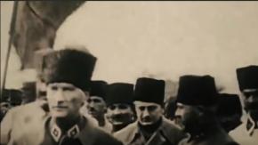 Kurtalan Ekspres'in 19 Mayıs için hazırladığı 100. yıl marşı