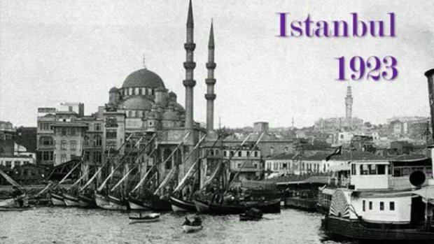 1923 İstanbul