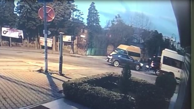 Barış Dalan olayı video görüntüsü