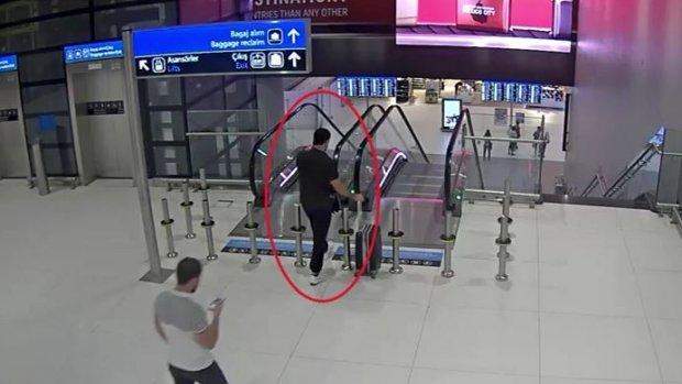 İstanbul Havalimanı pırlanta operasyonu