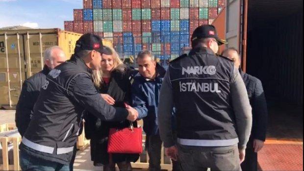 Pire'de milyonlarca sentetik uyuşturucu hap ele geçirildi