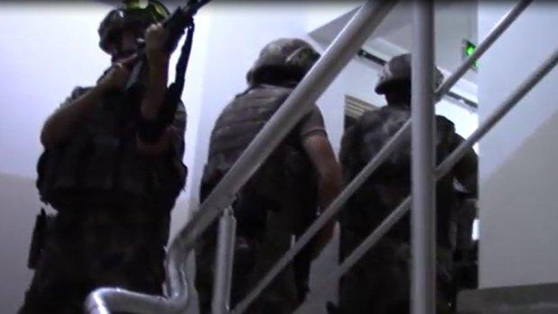 İstanbul'da DEAŞ'a operasyon düzenlendi
