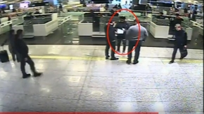 Atatürk Havalimanı'nda kurye operasyonu
