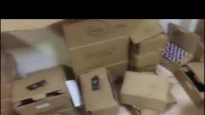Zeytinburnu'nda kaçak elektronik sigara operasyonu